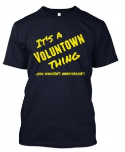 Voluntown T-shirt fundraiser